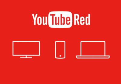 گوگل از طریق سرویس غیررایگان Youtube Red تبلیغات می کند
