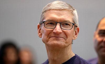 تریلیون دلاری شدن اپل